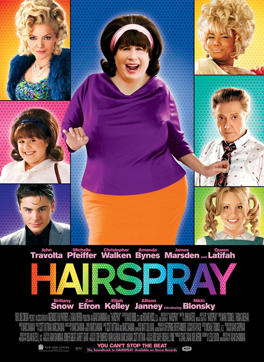 Hairspray Sing-a-Long @ Luxury | Sat 2/20 - 5pm