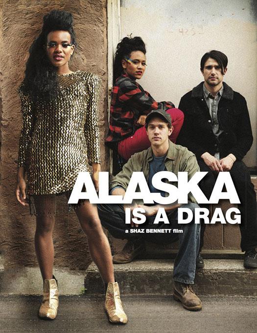 Alaska is a Drag @ Bagels 2:30pm