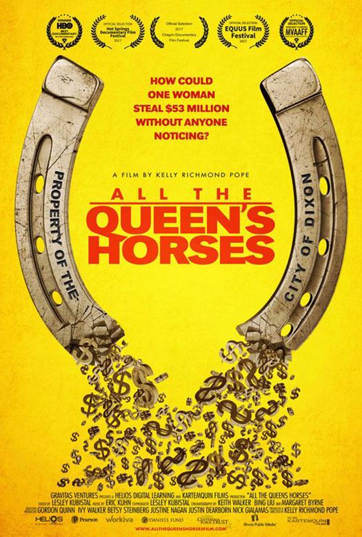 All the Queen's Horses @ Domenicos 7:30 (3/3)