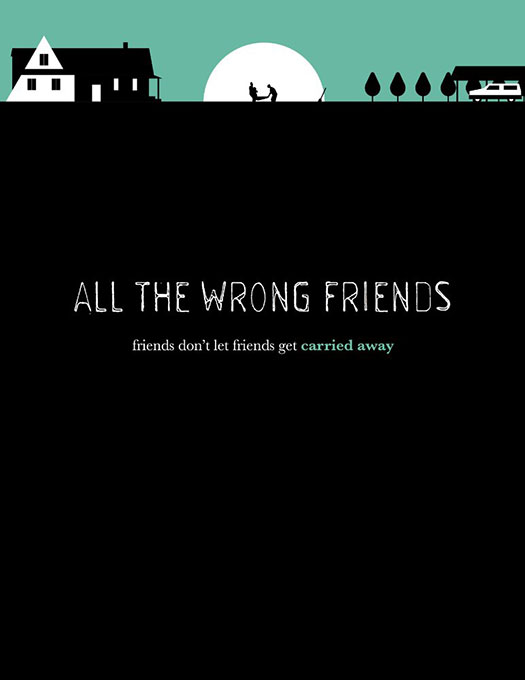 All the Wrong Friends @ Hendricks - 12:00pm