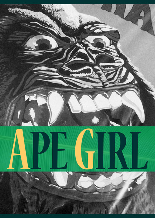 Ape Girl @ Bagels 2:30pm