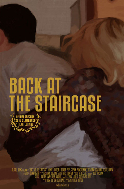 Back at the Staircase @ La Casa 5pm