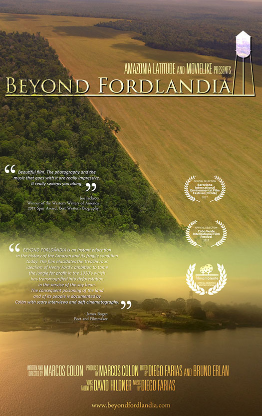 Beyond Fordlandia @ Hendricks 7:30pm