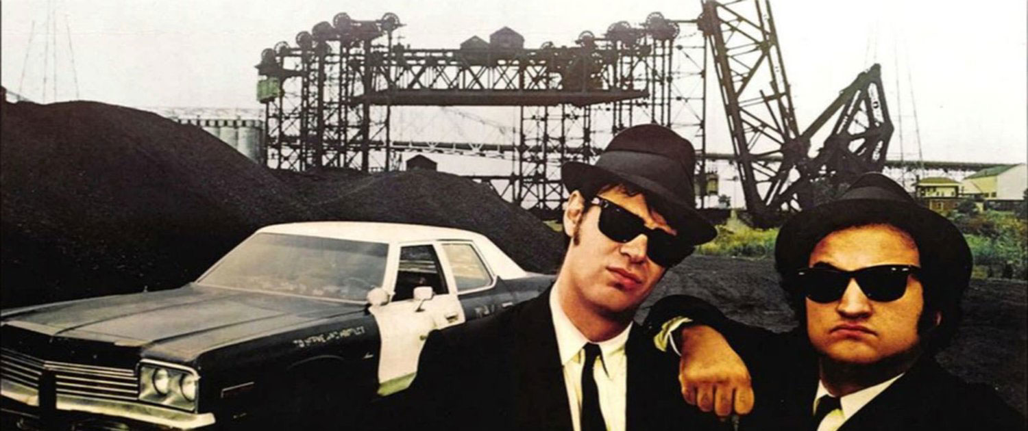 Blues Brothers Sing-a-long @ The Castle 7:30pm