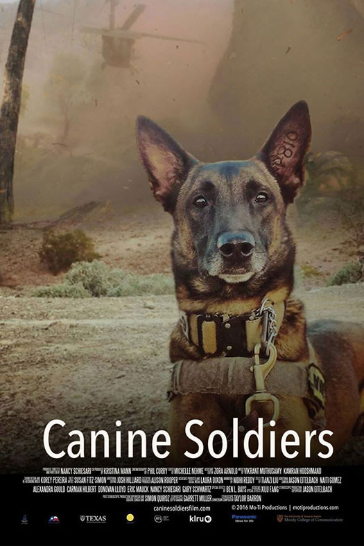 Canine Soldiers @ Domenicos 7:30pm