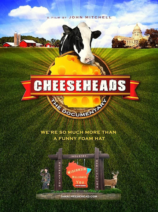 Cheeseheads: The Documentary @ La Casa |Sat 2/27 - 7:30pm