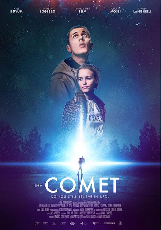 Comet @ Hendricks 2:30pm