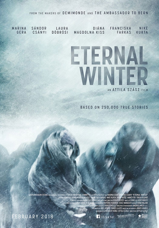 Eternal Winter @ Hendricks 7:30pm