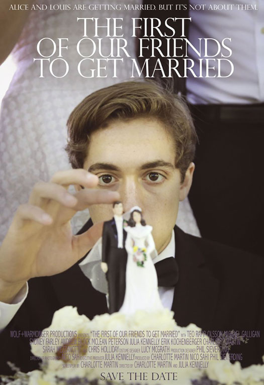 First of Our Friends to Get Married  @ Domenicos - 7:30pm