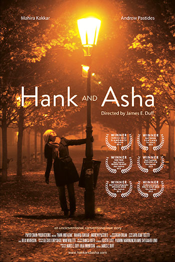 Hank and Asha @ Bagels   Fri 2/27 - 5pm