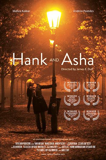 Hank and Asha @ Domenico's | Sat 2/28 - 7:30pm