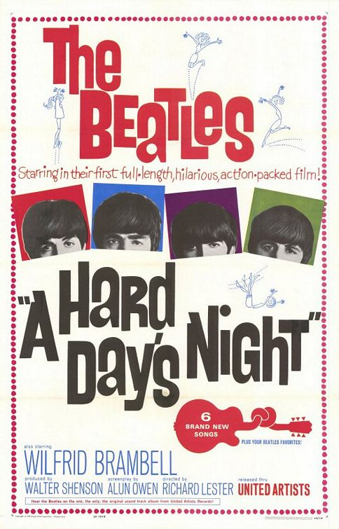 A Hard Day's Night - Sing a Long @ Luxury - 7:00pm
