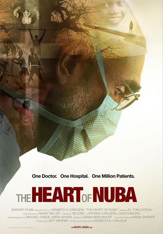 Heart of Nuba  @ Bagels - 5:00pm