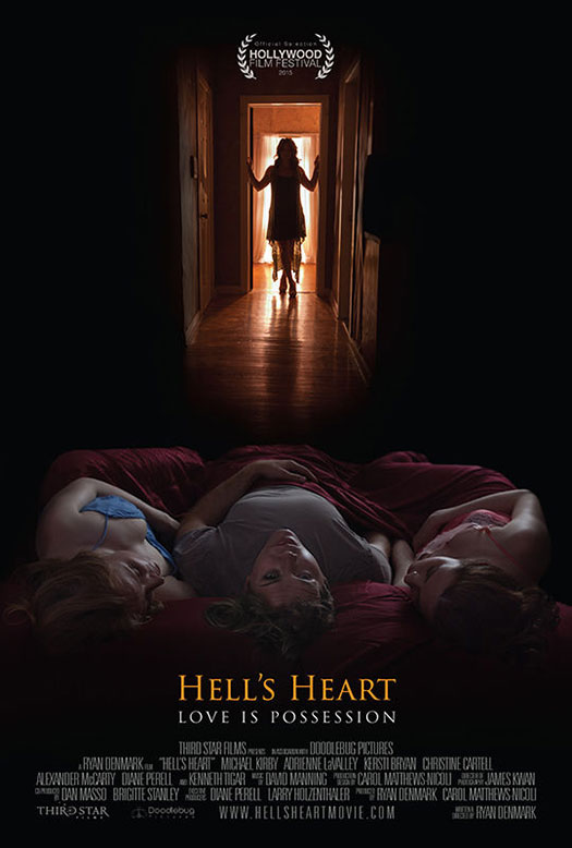Hell's Heart @ Luxury 10 | Sat 2/27 - 7:30pm