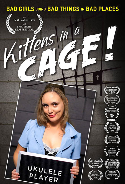 Kittens in a Cage @ Domenico's | Thu 2/25 - 7:30