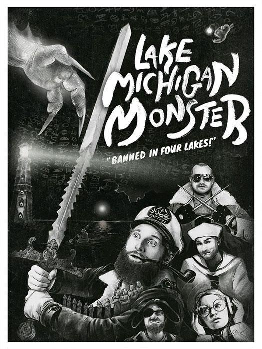 Lake Michigan Monster @ Bushel 7:30pm