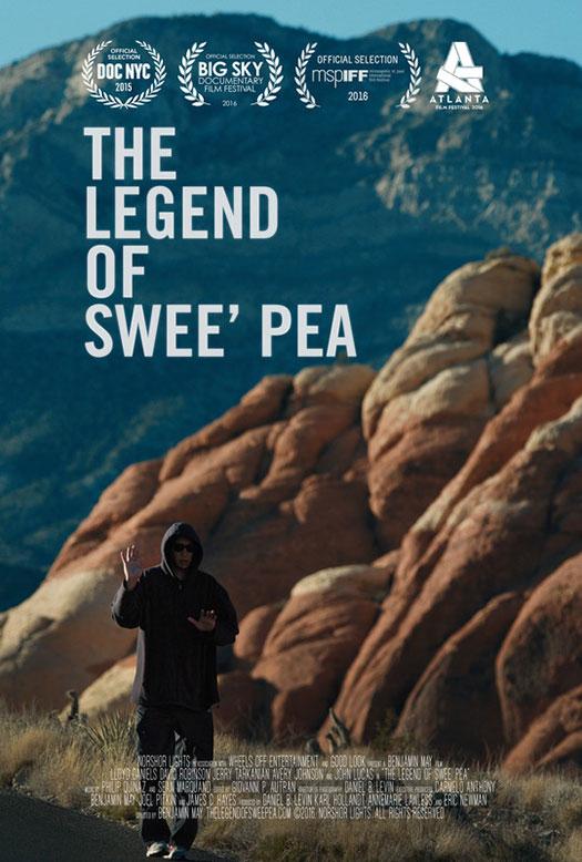 Legend of Swee' Pea @ Hendricks 12pm