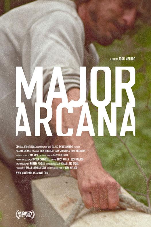 Major Arcana @ Hendricks 7:30pm
