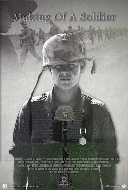 Making of a Soldier @ La Casa 2:30pm