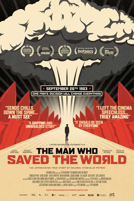 The Man Who Saved the World @ Luxury | Sun 2/21 - 5pm