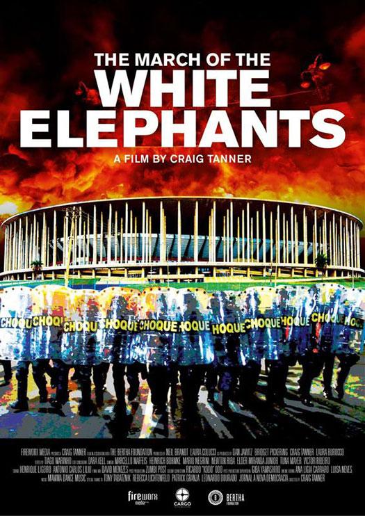 March of White Elephants / Ron Taylor @ La Casa | Sat 2/20 - 2:30pm