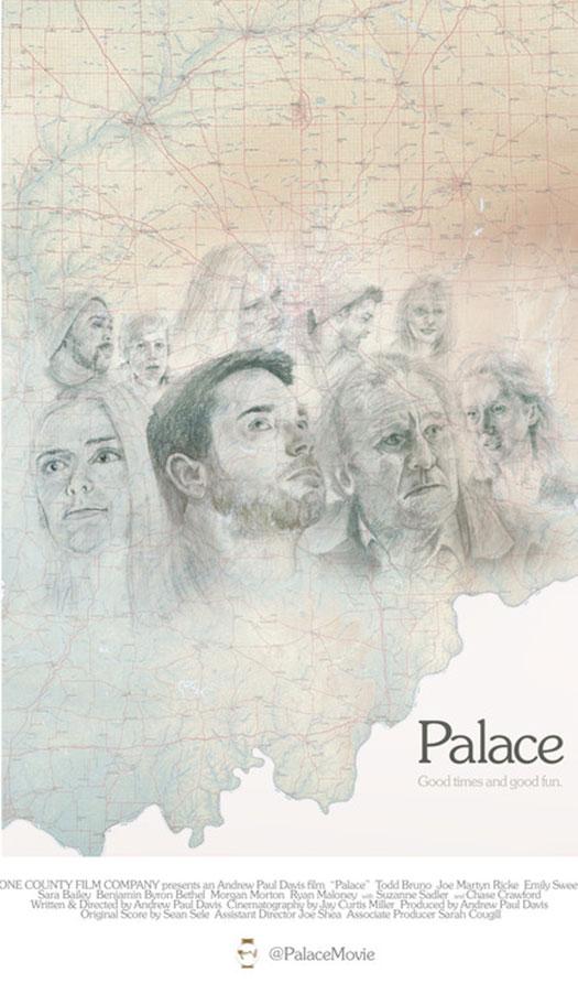 Palace @ Domenicos 7:30pm