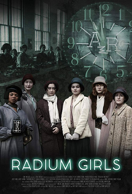 Radium Girls @ La Casa 7:30pm
