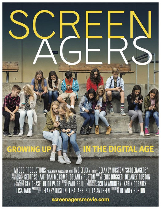Screenagers @ Bagels - 7:30pm