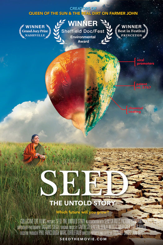 SEED: The Untold Story @ Bushel - 12:00pm