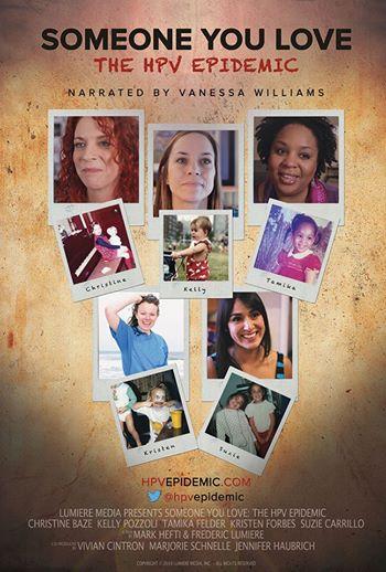 Someone You Love: The HPV Epidemic @ Ramada 1 - 2 - 3 | Sat 1/31 2pm