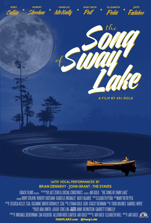 Song of Sway Lake @ Hendricks 7:30pm