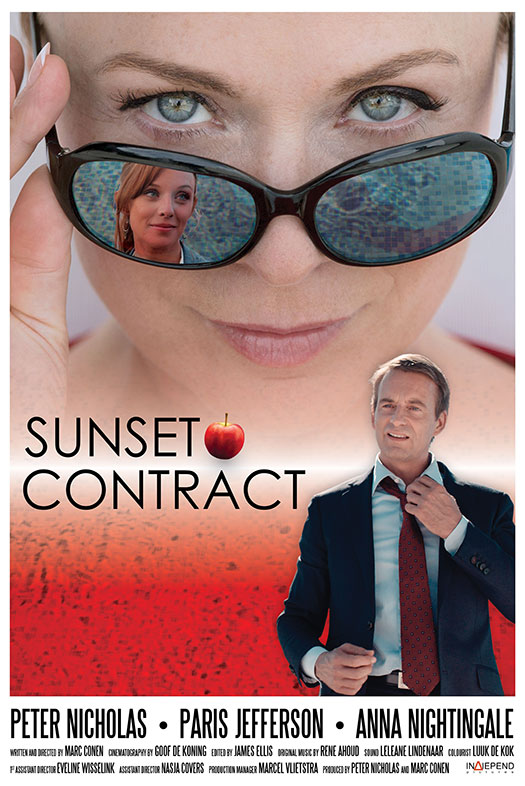 Sunset Contract @ Domenicos 5pm