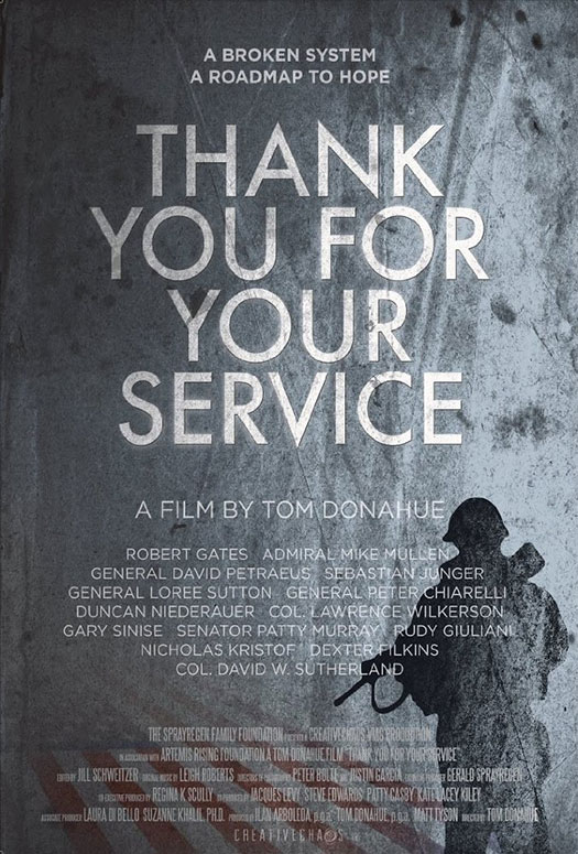 Thank You For Your Service @ La Casa - 7:30pm