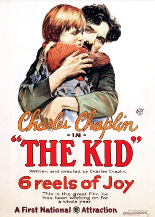 The Kid - Silent Film Event @ BMHS 7pm