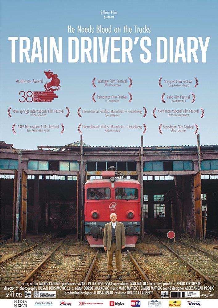 Train Driver's Diary @ La Casa 7:30pm