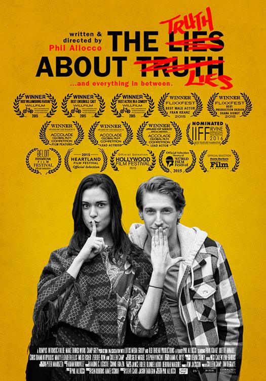 The Truth About Lies @ Bushel | Fri 2/26 - 7:30pm