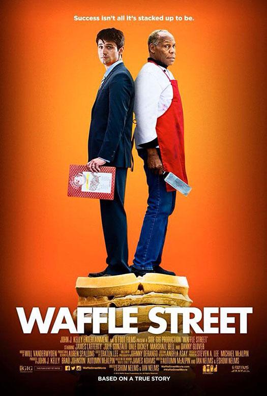 Waffle Street @ Luxury | Fri 2/26 - 7:30pm
