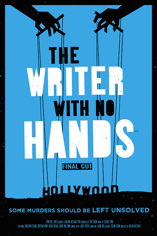 Writer with No Hands @ Domenicos 2:30pm