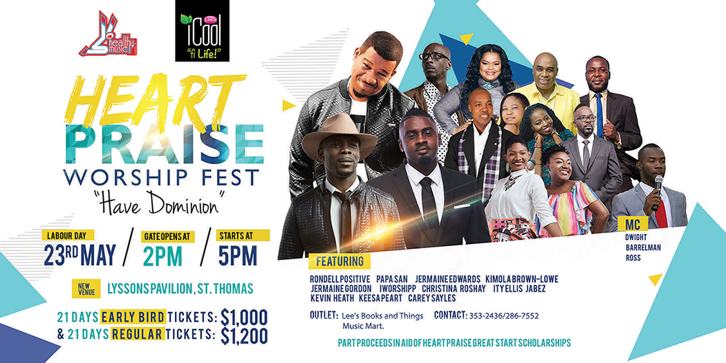 Heart Praise Worship Fest