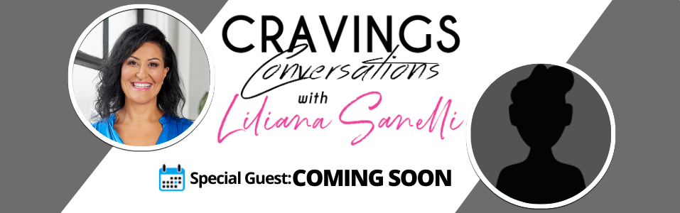 Cravings Conversations: October Special Guest Coming Soon