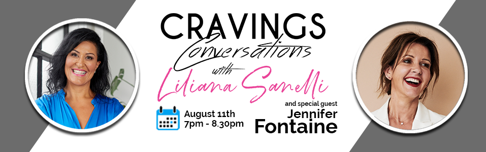 Cravings Conversations: Jennifer Fontaine - SOLD OUT