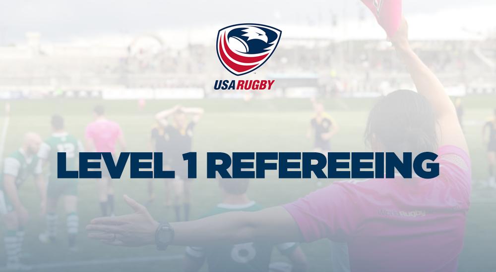 L1 Referee Course 10/16 – San Diego, CA