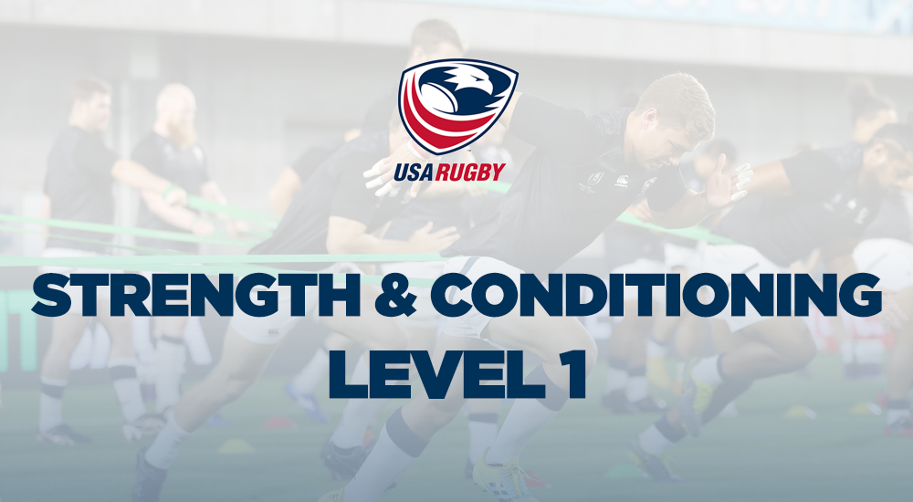 L1 Strength and Conditioning Course 11/7 – Austin, TX (TRU Summit)