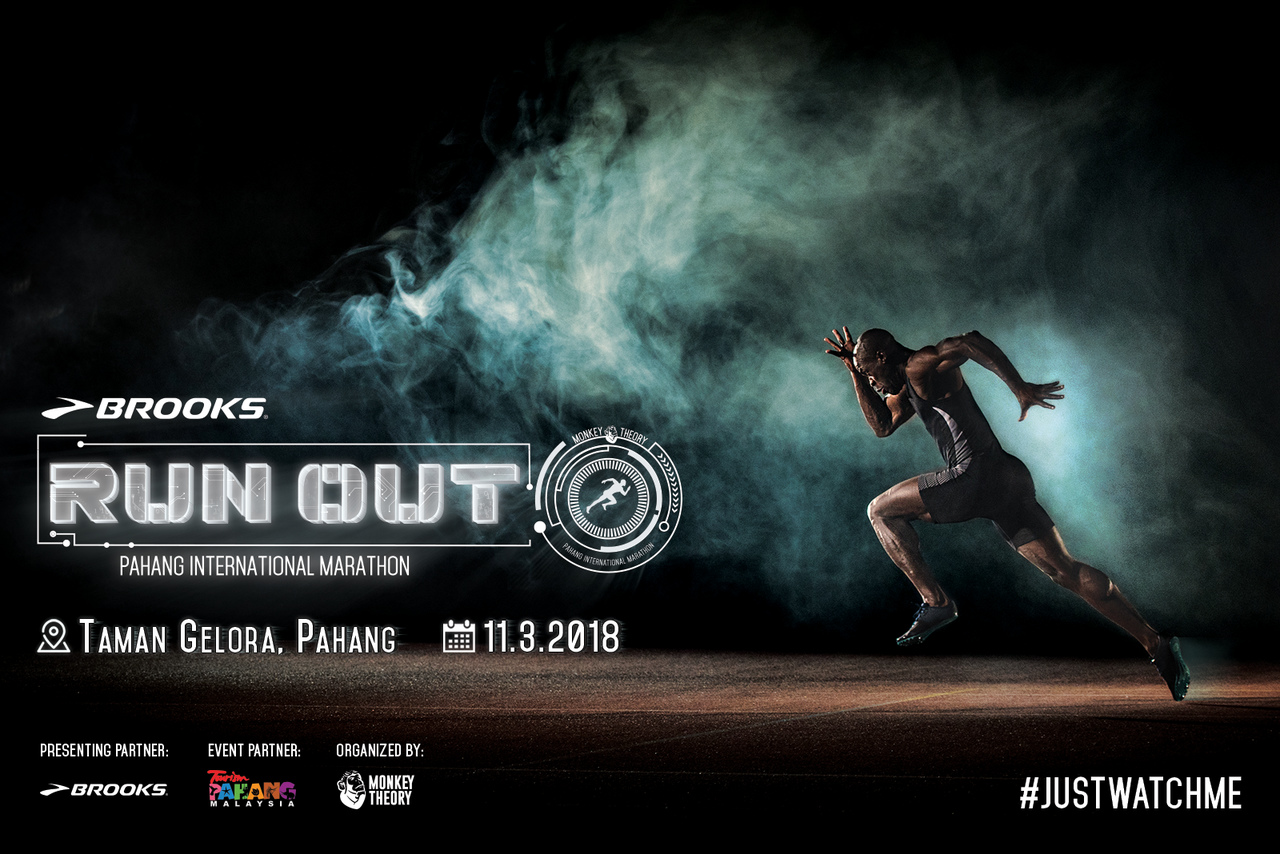 Run Out Pahang Marathon 2018