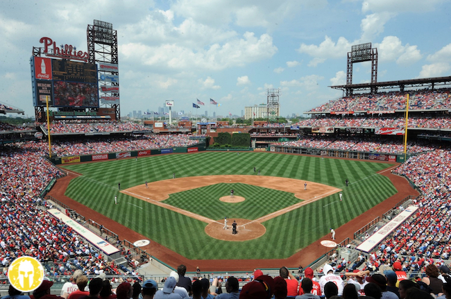 Citizens Bank Park - Saturday, October 31st 2020