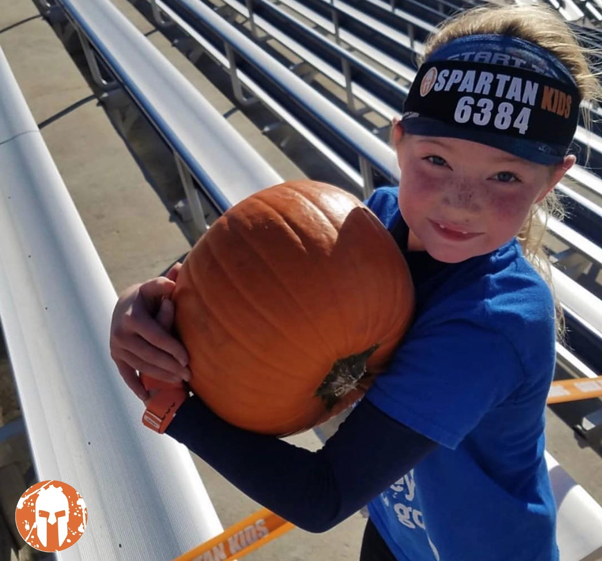 Chicago Spartan Stadium Kids Race 2020