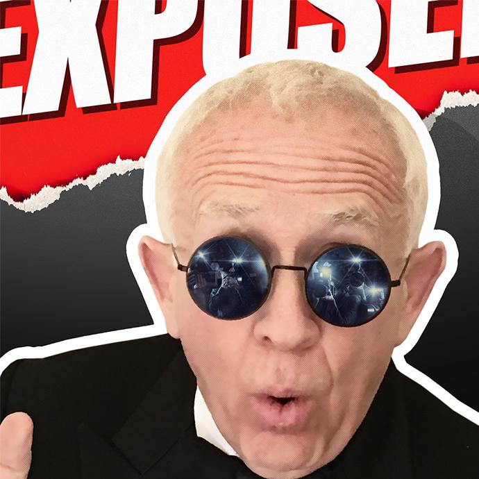 Leslie Jordan - EXPOSED - 7:00PM - 03/20/2020