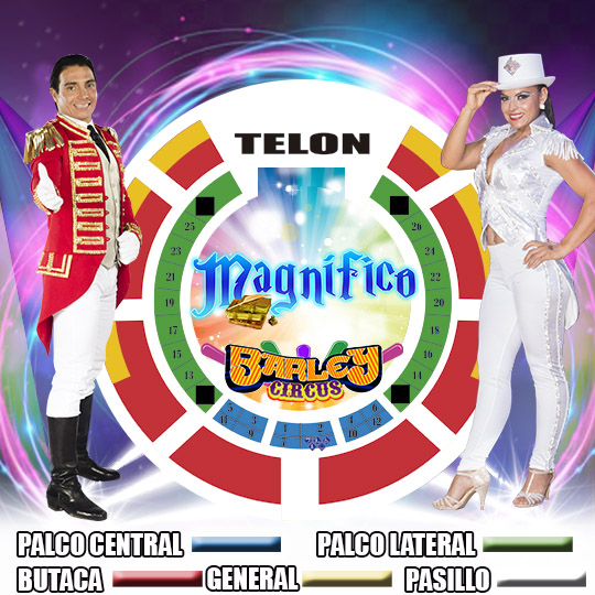 Torreon Coah. Tour Magnifico 17/01/2020  8:30 PM