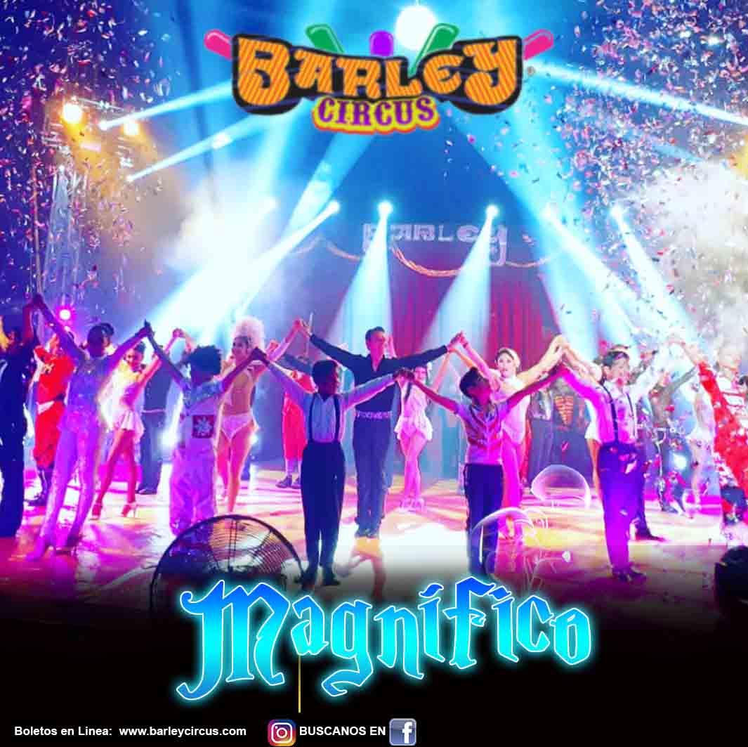 Magnifico Tour REYNOSA PREVENTA 15 / JUNIO /2019 6:00