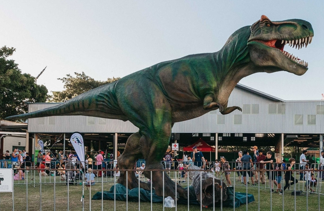 Jurassic Fest Montreal - October 26th, 2021